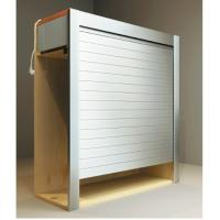 China Fire Rated Roller Shutter Doors Aluminum Roll up Doors Extrusion Profiles on sale