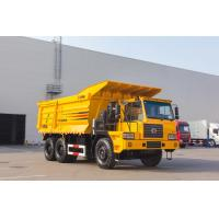 China High Performance Engine Mining Dump Truck With Hydro - Mechanical Drive Nxg5650dt on sale