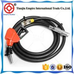 Best CNPC recommanded supplier gas station fuel use flexible rubber hose wholesale