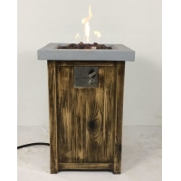 Buy cheap Factory price garden real flame LPG NPG propane outdoor ggas fireplace direct from wholesalers