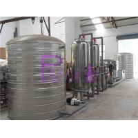 Best SUS304 Water Treatment System , Automatic Drinking Water Purifying Systems wholesale