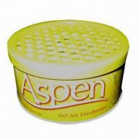 Best Gel Air Freshener for Home and Car, Available in Lemon wholesale