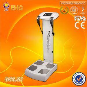 China factory directly! GS6.5B 25 test items body analyzer machine, body scale analyzer on sale