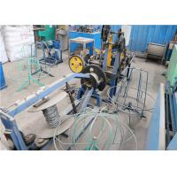 Best Stainless Steel Wire Barbed Wire Making Machine Compact Structure Saving Materials wholesale