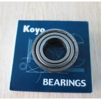China Single Row Deep Groove Ball Bearing 6305 ZZ ISO Standard  With High Precision wholesale