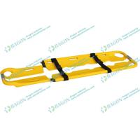 Best Easy carried and safety plastic scoop stretcher for patients 162 * 44 * 7cm wholesale
