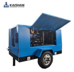 Buy cheap 2017 Hot sales! Kaishan air compressor/Portable diesel screw air compressor from wholesalers