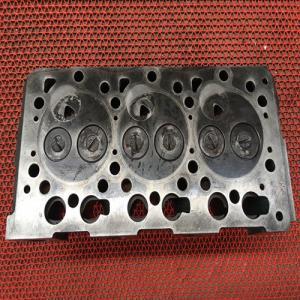 China 16030 03044 Engine Cylinder Head / Kubota Diesel Engine Parts D1105 Cylinder Head on sale