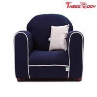 Best Contemporary Toddler Upholstered Chair , Kids Bedroom Furniture Child Lounge Chair wholesale