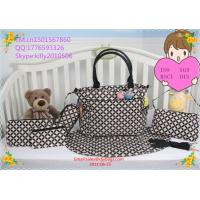 Best 2015 Wholesale Multifunctional Microfiber Baby Diaper Bag/mother bag/mummy bag/nappy bag wholesale