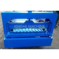 China Automatic Rolling Shutter Strip Making Machine For Making Corrugated Sheet on sale