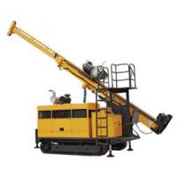 China Full Hydraulic Diamond Core Drill Rig Mounted On Crawler Skid And Trailer on sale