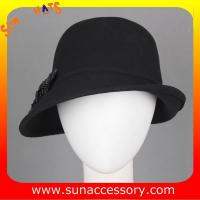 Best 4890836 Sun Accessory customized  winner  fashion 100% wool felt clothe  hats,women hats and caps wholesaling wholesale