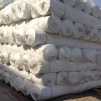 Polyester PET Geotextile Non Woven Fabric Flexibility , Filtration , Separation