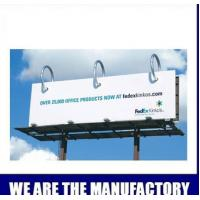 China 5m available frontlit solvent pvc canvas banners on sale