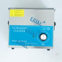 China Ultrasonic Cleaner Washing Equipment E1024015 Commercial Grade 3 Liters 110v Heated Ultrasonic Cleaner,Erikc diesel on sale