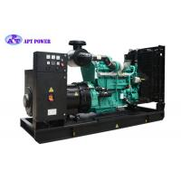Cheap 220 kVA Open Type Electeical Power of Diesel Generator / Diesel Standby Generator Equipped With Cummins Engine for sale