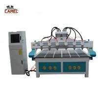 Best CA-1525 Hot sale multi-head wood cnc router for funiture door wholesale