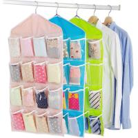 Best Non Woven Fabric Shoe Storage Bags Hanging Shoe Rack Good Breathability wholesale