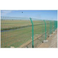 Best 2014 years PVC Coated Fence for EU Market (galvanized then PVC coated) wholesale