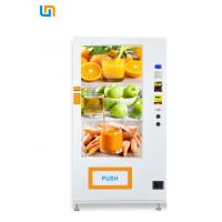 China White Color Combo Vending Machine  / Touch Screen Vending Machine on sale