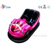 Best Sibo Coin Operated Fiber Glass Electronic Bumper Car For Children wholesale