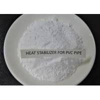 Best Safety White PVC Pipe Stabilizer Odorless For Industry , Anti - Precipitation wholesale