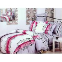 China Reative Printed Bedsheet Set on sale