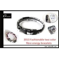 China Various color energy balance bands customize power balance bracelet on sale