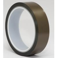 China Anti-Static Polyimide film Polyimide Cleanroom Tape with Conductive Adhesive on sale