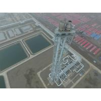 Best Petrochemical Industries Elevated Flare System For Oil & Gas Refinery With EPC Contracting Service wholesale