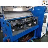 China Durable 24D Horizontal Copper Wire Drawing Machine Belt Transmission Type on sale