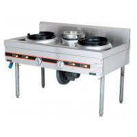 Best Stainless 250W Natural Gas Burner Cooking Range CS-9080 For Kitchen Equipments wholesale