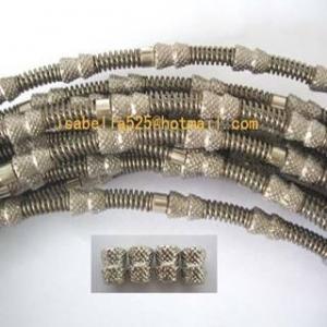 Best vacuume brazed diamond wire saw wholesale