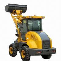 Best Wheel Loader with Large Power Resave and Fine Accelerating Performance wholesale