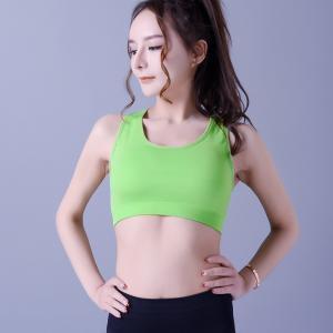 Best woman running  bra,  fitting design,   stretch weave.  XLBR016, sports wear. wholesale