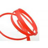 Best Wire Management Flame Retardant Cable Sleeve Custom Width For Electronics wholesale
