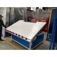 Single Side Heated Roller Press Table with Air Float&Tilting,Heat Roller Press