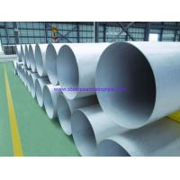 Best Stainless Steel Welded Pipes ASTM A928 UNS S31803, S32205, S32750, S31254, S32760 Length, 6M, 11M wholesale
