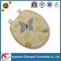 China Baby soft toilet seat cover, Padded kid toilet seat cover, Baby potty soft toilet seat cover with print design on sale