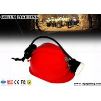 Best Custom 8000 Lux 5600mA LED Mining Light With Rechargeable Li-Ion Battery wholesale