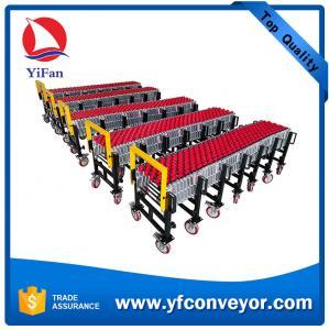 China Unloading Conveyor,Gravity Wheel Conveyor on sale
