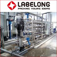 Best Small Capacity Reverse Osmosis Water Filteration System 1000L For Water Bottling wholesale