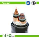 Best (ACSR) Aluminum Conductors Steel Reinforced 2 core electrical power cable wholesale