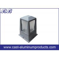 Buy cheap OEM Casting Aluminum Housing Parts For Outdoor Garden Lawn Light from wholesalers