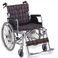 Buy cheap aluminium manual wheelchair LMAM25LAH from wholesalers