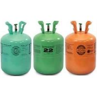 Best r22 refrigerant for auto air conditioners high purity in 30lbs/25Lbs refillable cylinder wholesale