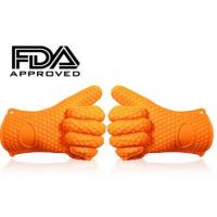 China Waterproof Household silicone gloves on sale