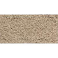 Cheap Antibacterial Outside Flexible Wall Tiles / Brick Look Wall Tiles Brown Color for sale