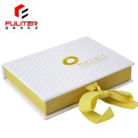 Best Book Shaped A5 Jewelry Set Gift Box , Cardboard Jewelry Boxes With Logo wholesale